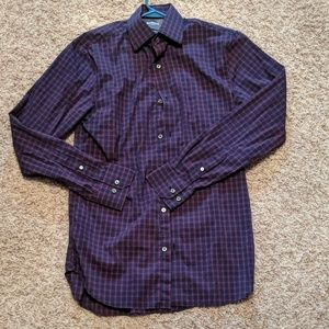Bonobos Patterned Button Down Shirt